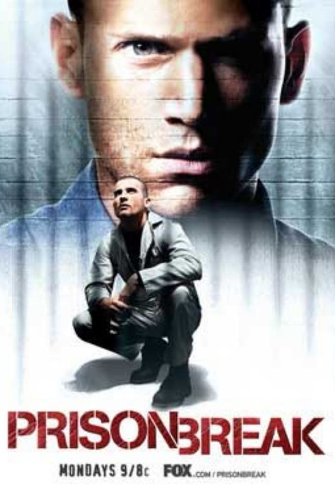 "Poster for the movie ""Prison Break: The Road to Freedom"""