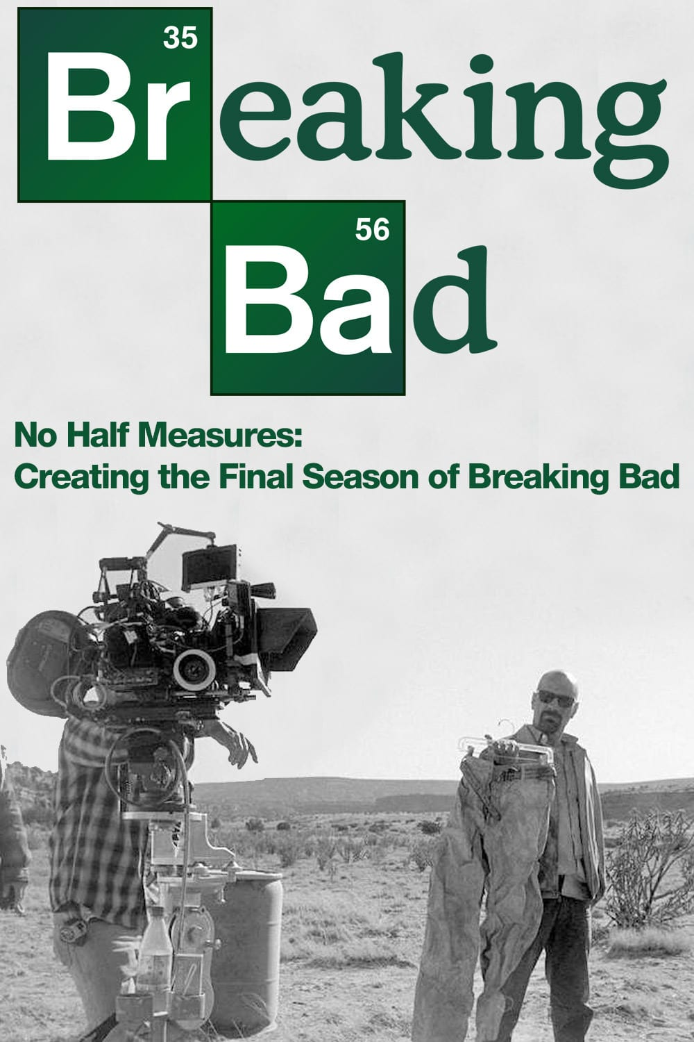 "Poster for the movie ""Breaking Bad"""